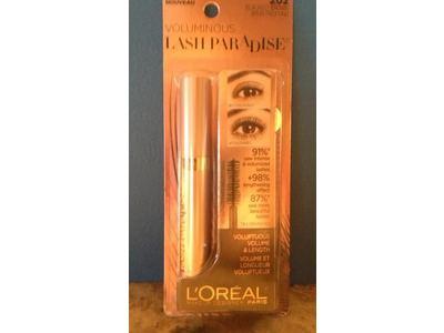 L'Oréal Paris Voluminous Lash Paradise Washable Mascara, Black Brown, 0.28 fl. oz. - Image 6