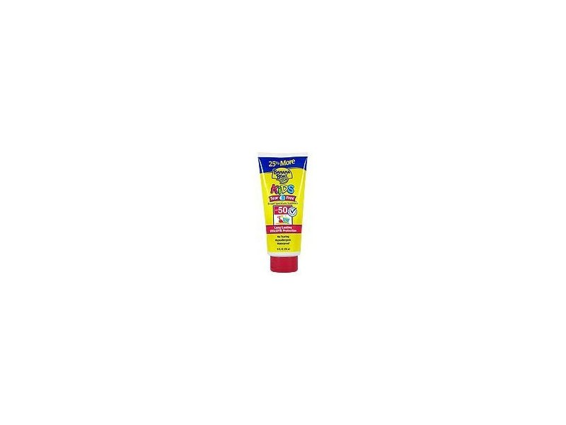 Banana Boat Kids Tear Free Sunscreen Lotion, SP50, 10 fl oz