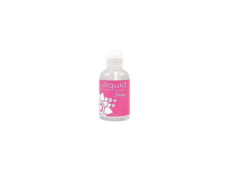 Sliquid Sassy Natural Lubricating Gel, 4.2 oz.