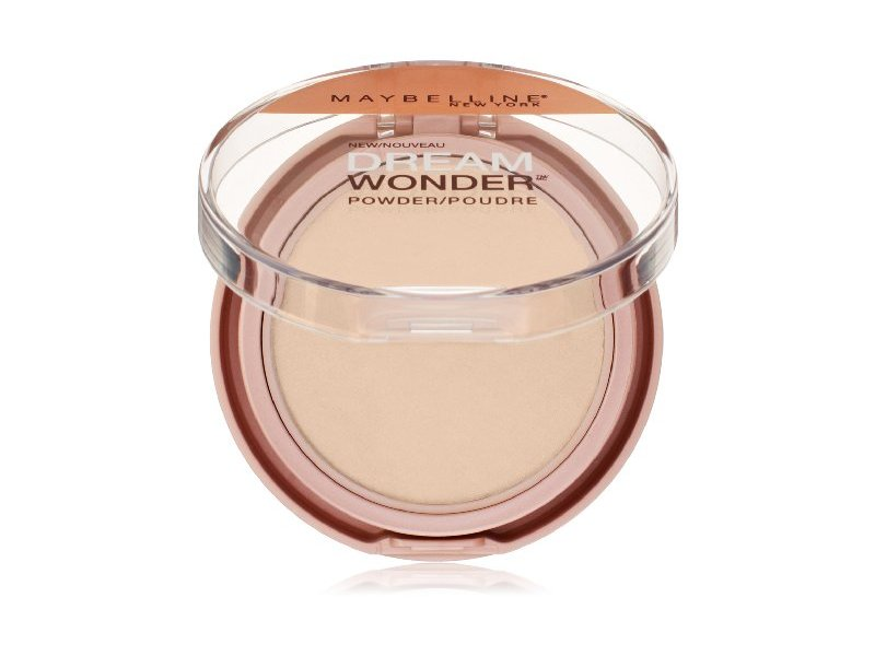Maybelline New York Dream Wonder Powder, Nude, 0.19 Ounce