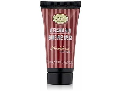 The Art of Shaving Aftershave Balm, Sandalwood, 1 fl oz