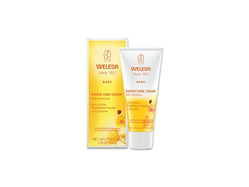 Weleda Diaper Care Cream with Calendula 2.8oz