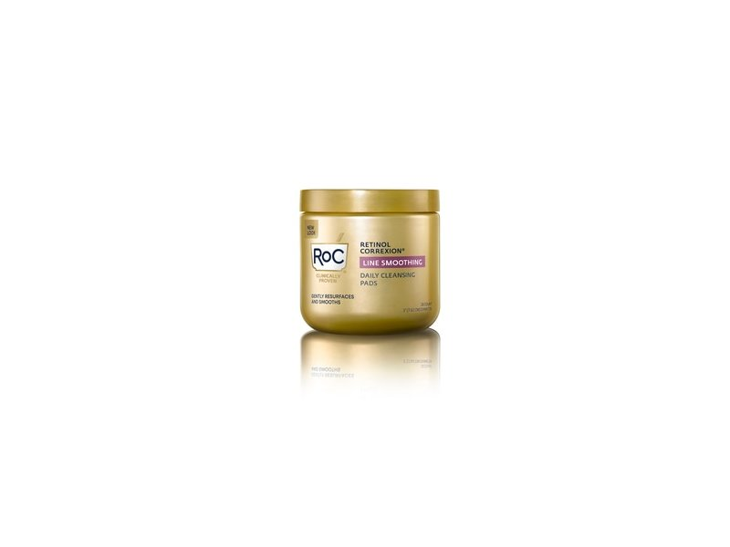 RoC Retinol Correxion Line Smoothing Daily Cleansing Pads