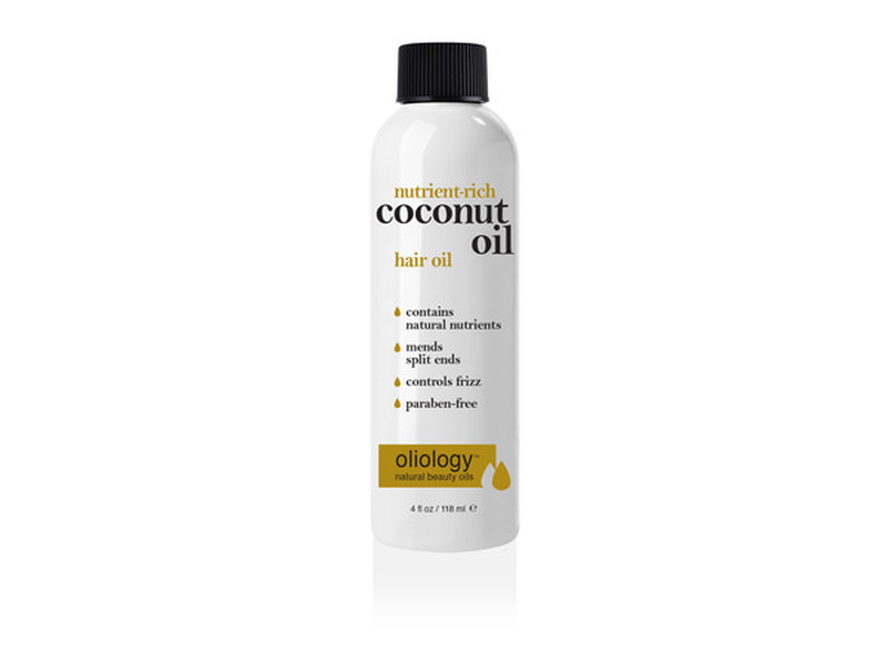 Oliology Coconut Oil Hair Oil, 4 fl oz