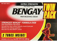 Bengay Ultra Strength Pain Relieving Cream, 4 Ounces - Image 5