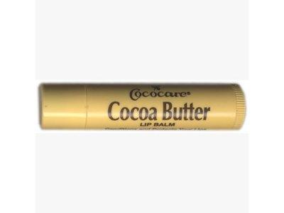 Cococare Cocoa Butter Lip Balm, .15 oz, 6 Pack