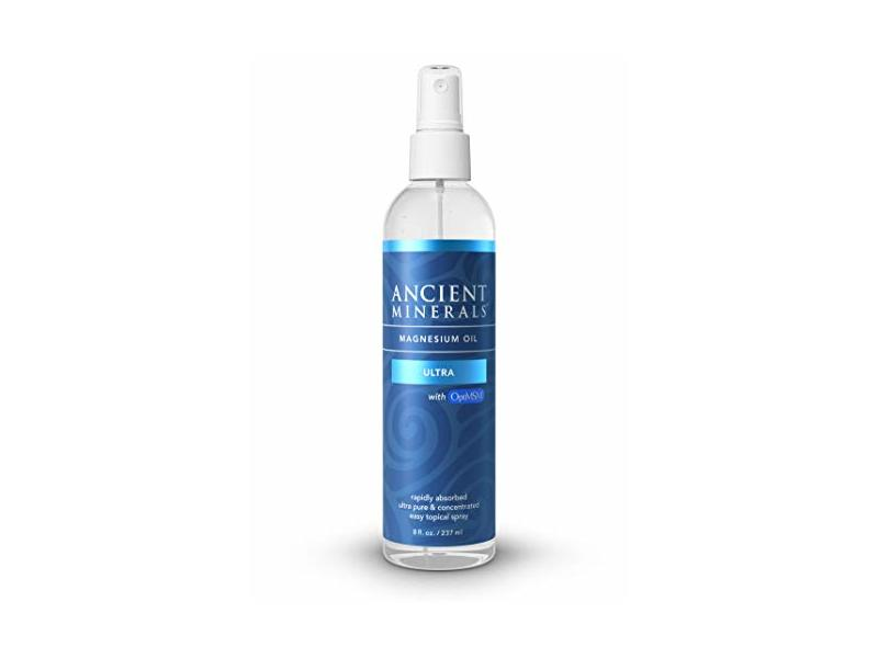 Ancient Minerals Magnesium Oil Spray Ultra with MSM