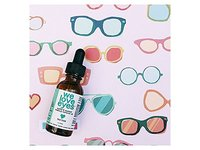 All Natural Tea Tree Eye Makeup Remover Oil - We Love Eyes 30ml - Image 4