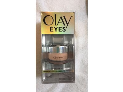Olay Ultimate Cream for Wrinkles, Puffy Eye and Dark Circles, 0.4 oz - Image 3