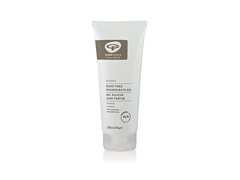 Green People Scent Free Shower/Bath Gel - 200ml