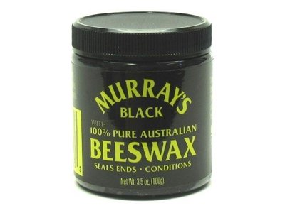 Murray's Black Beeswax, 3.5 oz