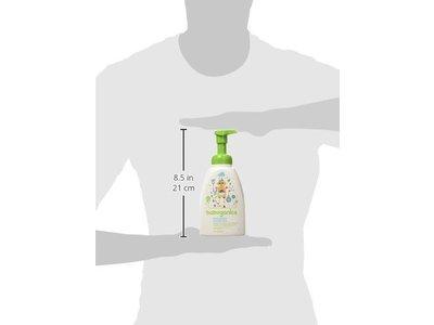 Babyganics Foaming Dish and Bottle Soap, Fragrance Free, 16oz Pump Bottle - Image 10