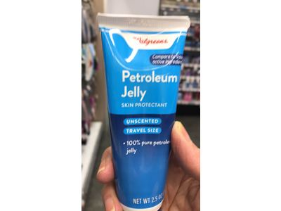 Walgreens Petroleum Jelly, Unscented, 2.5 oz - Image 3