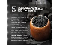 Active Wow Teeth Whitening Charcoal Powder Natural - Image 6