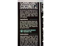 Cali White Activated Charcoal & Coconut Oil Whitening Toothpaste, Pacific Mint, 4 oz - Image 4