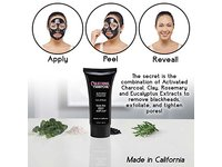 Bulbhead California Charcoal Activated Charcoal Mask (1 Pack) - Image 4
