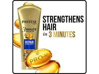 Pantene Repair & Protect 3 Minute Miracle Daily Conditioner, 8.0 fl oz - Image 9