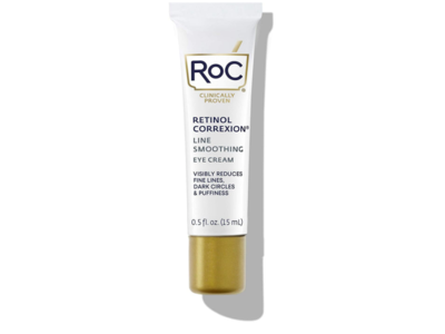 Roc Retinol Correxion Line Smoothing Eye Cream, 0.5 fl oz/15 mL