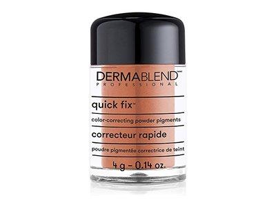 Dermablend Quick-Fix Color Corrector Powder, Orange, 0.14 Oz.