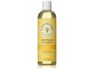 Burt's Bees Baby Shampoo & Wash, Original, 12 ounces