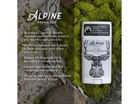 Alpine Provisions Charcoal Deodorant, Fir + Sage - Image 6