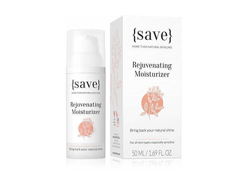 {save} Rejuvenating Moisturizer, 1.69 fl