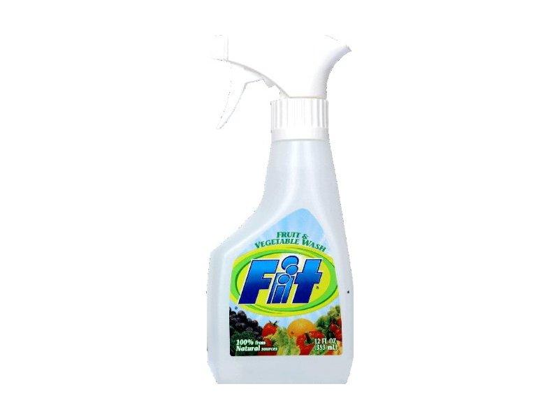 Fit Organic Fruit & Vegetable Wash, 12 fl oz