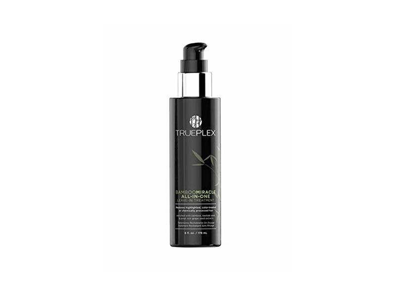 Trueplex Bamboo Miracle All-In-One Leave-In Treatment, 6 fl oz