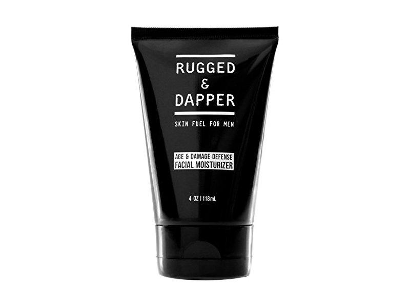 Rugged & Dapper Face Moisturizer for Men - 4oz