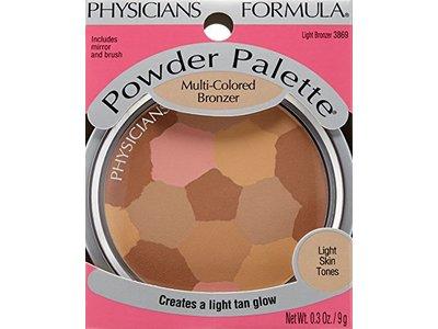 Physicians Formula Powder Palette Color Corrective Powders, Light Bronzer, 0.3-Ounces - Image 6