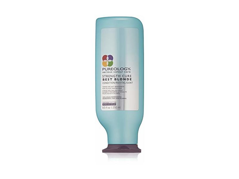 Pureology Strength Cure Best Blonde Conditioner, 8.5 fl. oz.