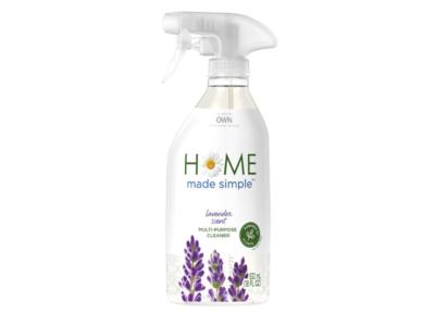 Home Made Simple Multi-Purpose Cleaner, Lavender, 18 fl oz