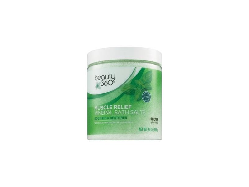 CVS Health Muscle Relief Mineral Bath Salts