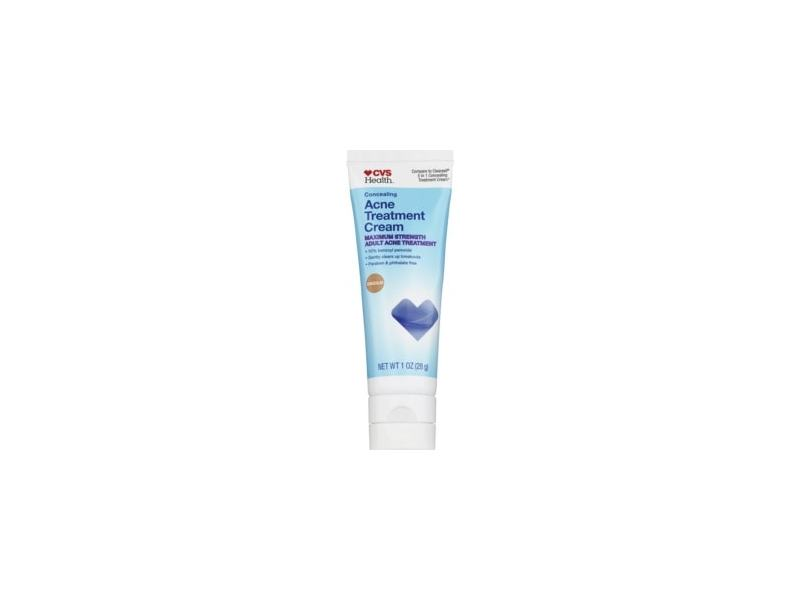 CVS Health Concealing Acne Treatment Cream