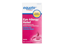 Equate Eye Allergy Relief Drops, 0.5 fl oz - Image 2