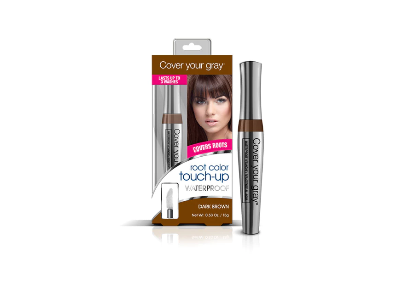 Irene Gari Cover Your Gray Hair Color Touch Up Waterproof Dark