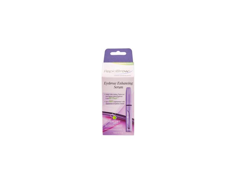 RapidBrow Eyebrow Enhancing Serum, 0.1 fl oz