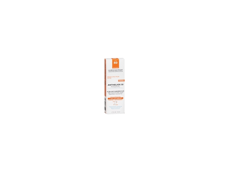 La Roche-Posay Anthelios 50 Face Mineral Tinted Sunscreen, 1.7 fl oz