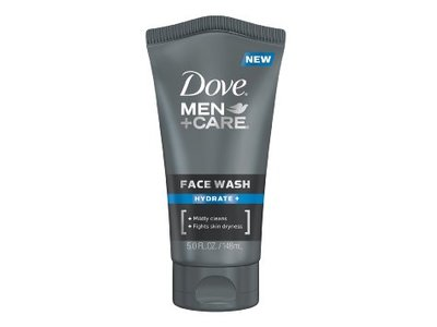 Dove Men+Care Face Wash, Hydrate - Image 1