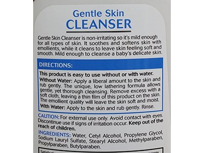Gentle Skin Cleanser by equate #6