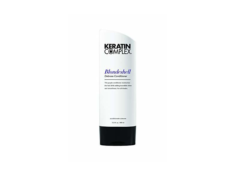 Keratin Complex Blondeshell Debrass Conditioner, 13.5 oz