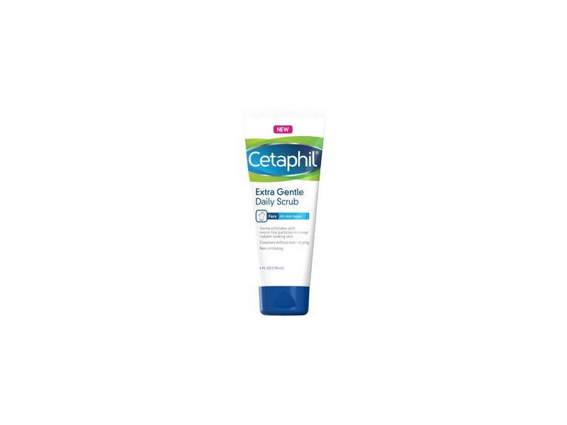Cetaphil Extra Gentle Facial Scrub