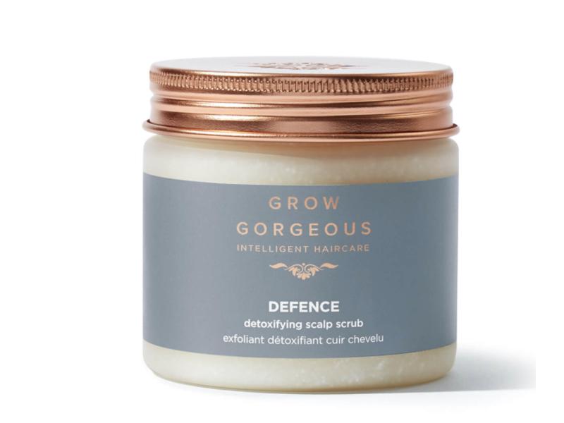 Grow Gorgeous Defence Detoxifying Scalp Scrub