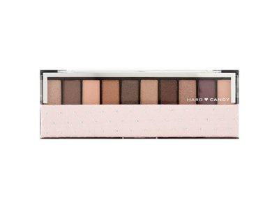 Hard Candy Top Ten Satin Eyeshadow Palette, 1.3g