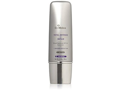 Skinmedica Total Defense + Repair, Sunscreen, SPF 34, Tinted, 2.3 oz