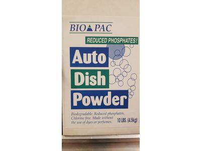 Bio Pac Auto Dish Powder, 10 lbs - Image 3