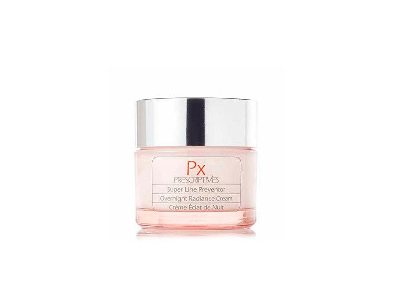 Prescriptives PX Super Line Preventor Overnight Radiance Cream, 1.7 oz