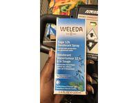 Weleda Deodorant Spray, Sage, 3.4 fl oz/100 ml - Image 3