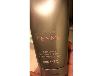 Avon Femme Body Lotion, 6.7 fl oz - Image 4