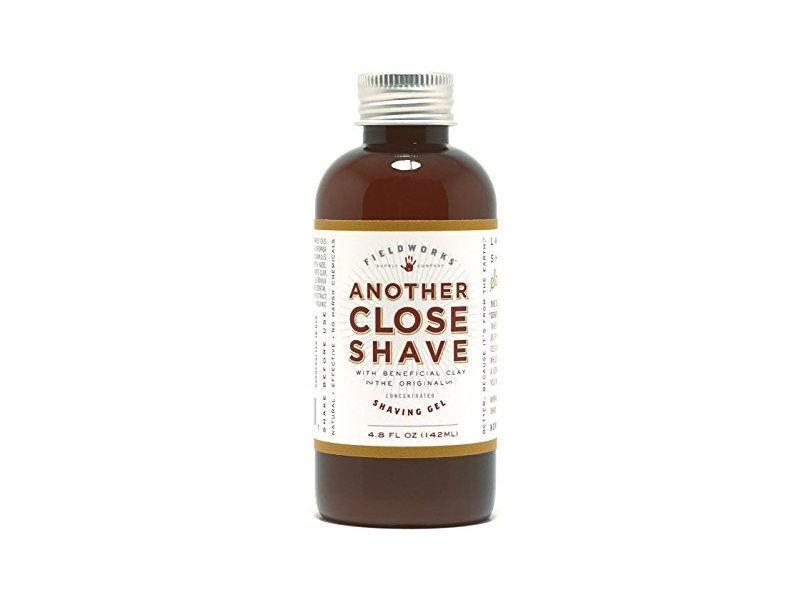Fieldworks Supply Company Another Close Shave Shaving Gel, 4.8 fl oz